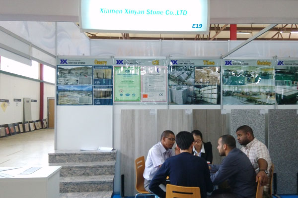 2014 Algeria Batimatec Exhibition